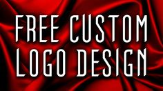 Free Custom Designed Logo With Website Design, Visit https://youtu.be/nOAHEFEJk0o