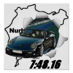 2010 Turbo Cabriolet Poster