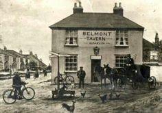 Belmont pub bedhampton