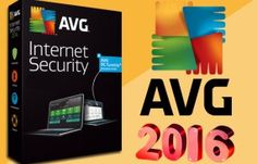 AVG Internet Security 2016 with Serial Keys 100% Working