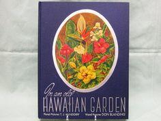 Book From An Old Hawaiian Garden Mundorff and by COBAYLEY on Etsy, $95.00  #Donblanding #Hawaiiana #VintageHawaii