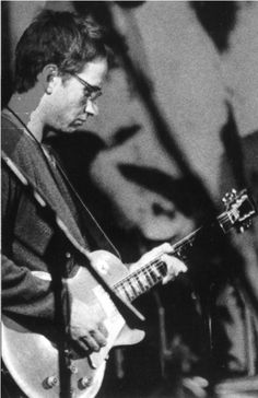 Stone Gossard!! ( Green River, Mother Love Bone, Temple of the Dog, and Pearl Jam) Man of many bands/talents. KM