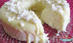 Bolo cremoso de tapioca que não vai ao forno - Amando Cozinhar - Receitas, dicas de culinária, decoração e muito mais!