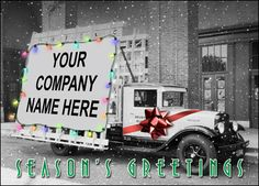 Personalize these Glazier Greeting Cards for FREE!