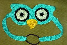 This listing is for the crochet pattern only for the mask. Crochet Eyes, Crochet Mask, Crochet Kids Hats, Crochet Gifts, Free Crochet, Knit Crochet, Owl Eyes, Sleep Mask, Ear Warmers