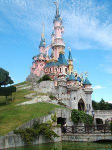 Disney #Castle 3 inspired by European #castles