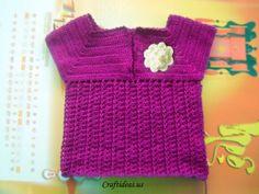 Crochet sweater for 2 year old girl « The Yarn Box The Yarn Box