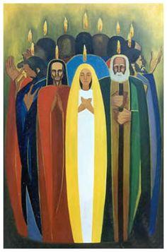 Jorge Gallardo. Pentecostés