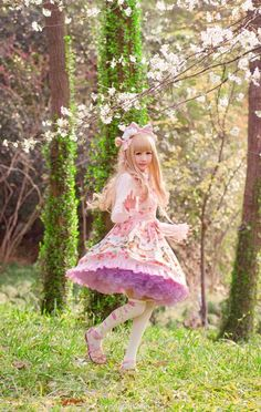 Sweet pink lolita ☆星の降る森☆