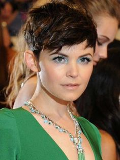 Ginnifer Goodwin Pixie Hair