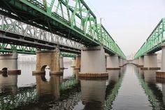 Jeonju 전주 Living: Han River Biking