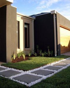 modern garden garden design ideas with rock and sand gardening diy life
