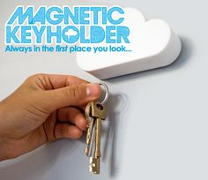 INFMETRY:: Cloud Key Holder - Home&Decor