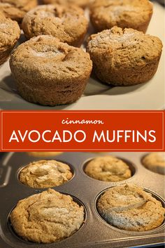 Avocado Breakfast, Breakfast Recipes, Cinderella Recipe, Cinnamon Muffins, Mashed Avocado, Healthier Desserts, Yum Food, Love Food, Candid