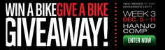 """Tis the season of giving and Diamondback wants to give you and a friend a bike. Enter the """"2014 Win a Bike, Give a Bike Giveaway"""" for your chance to win a bike for yourself and a family member, friend or loved one.There are only TWO opportunities left to win! Different bikes will be featured each week, so keep ..."""