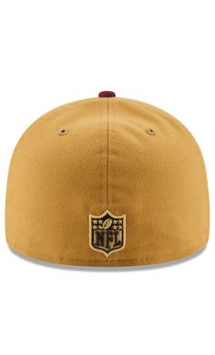 NFL Men s Washington Redskins New Era Gold Collection 59FIFTY Fitted  Hat   outdoor Redskins Hat c60a0cc1751e
