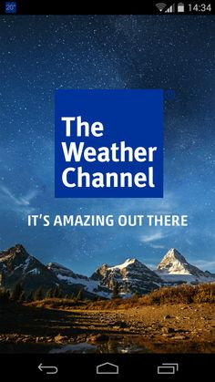 The Weather Channel #iOS #Android