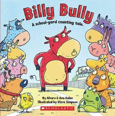 Order the book: Billy Bully [Paperback] in bulk, at wholesale prices. ISBN by Galan, Alvaro; Social Skills For Kids, Teaching Social Skills, Social Emotional Learning, Social Work, Clark The Shark, Mean Jean, Books About Bullying, Counting Books, Forever Book