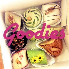 Delicious Algerian sweets