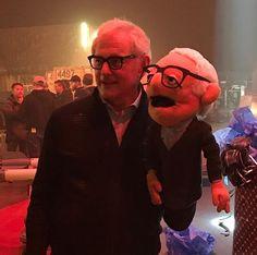 Martin Stein & Puppet Stein (Legends of Tomorrow)