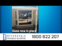 Affordable Double Glazing Perth - Steel Window conversion to UPVC Double Glazed Windows