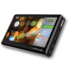 Coby VZON HD 7 Portable HD Video Player 1080P - MP977 - 4GB