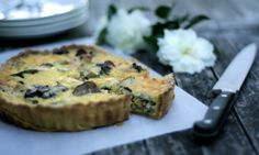 The delicious flavour of this simple quiche comes down to the buttery, garlicky mushrooms. Throw in some leftover cooked chicken and a handful of cheese for a tasty and filling meal the whole family will enjoy.