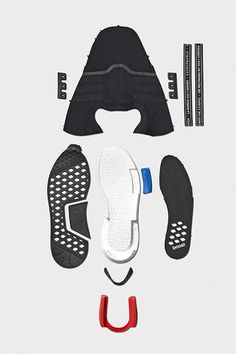 adidas Originals' introduces the 'NMD' for Adidas Nmd, Sneakers Sketch, Paper Shoes, Shoe Room, Sports Footwear, Dad Shoes, Sneaker Art, Shoe Pattern, Apparel Design
