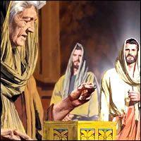 MI RINCON ESPIRITUAL: La viuda pobre, para quien toda esperanza era Dios...