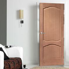 Louis Mahogany Door. #mahoganydoor #panelhardwooddoor #internaldoor