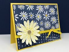 Stampin' Up!, BJ Peters, Daisy Delight, Delightful Daisy,