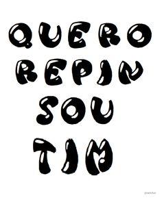 #Quero #REpin Sou TIM