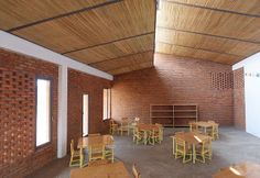 Umubano Primary School - Archkids. Arquitectura para niños. Architecture for kids. Architecture for children.