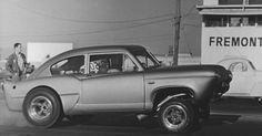 Vintage Drag Racing - HENRY J