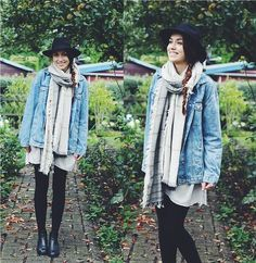 More looks by Willa Cherrybomb: http://lb.nu/willawonderland  #bohemian #casual #street