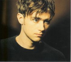 Image about blur in damon albarn by on We Heart It Blur Band, All Bran, Mr Men, Jamie Hewlett, British Boys, Britpop, Gorillaz, Pretty Boys, Pretty People