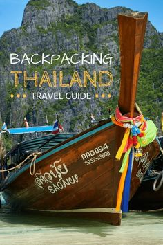 how to travel on a budget in thailand