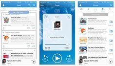 4 aplicaciones gratuitas para escuchar y descubrir podcasts desde tu smartphone - Contenido seleccionado con la ayuda de http://r4s.to/r4s