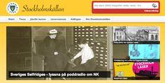 Stockholmskällan - Massvis med historiska stockholmsbilder  http://www.stockholmskallan.se/