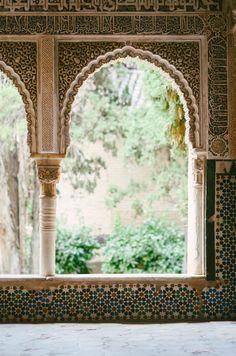 The Alhambra #alhambra #nasridpalace #andalusia #alandalus #espana #spain