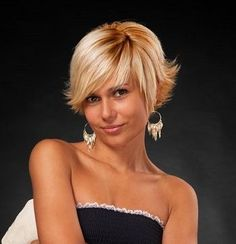 Short Hairstyles for Women Over 50 l www.sophisticatedallure.com