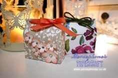 Persephone's Papercraft | Stampin' Up! UK Demonstrator: 3x6 Series: Domed Box