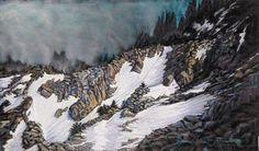 Jannelle  Loewen - Cascade Ridgeline