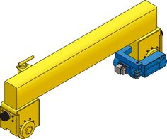 Testero con cabezal GH Cranes & Components