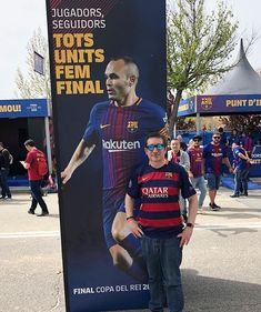 Final de la Copa del Rey 2018. FC Barcelona 5 - Sevilla CF 0. Estadio Wanda Metropolitano. 21/04/18 #barça #fcbarcelona #barcelona #copadelrey #wandametropolitano #iniesta #andresiniesta #campeones #futbol #soccer #champions #fanzone #iphonex