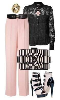 """Sweet Candy~Colour Block Bag Contest Nov/14"" by runners ❤ liked on Polyvore featuring Juicy Couture, DKNY, Chanel, Givenchy, Allurez and Michael Kors"
