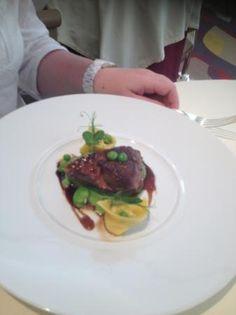 Photos of Restaurant Patrick Guilbaud, Dublin - Restaurant Images - TripAdvisor Dublin Restaurants, Trip Advisor, Photos, Pictures, Beef, Food, Hands, Meat, Essen
