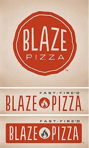blaze pizza logo - Google Search