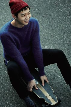 Park Yoochun for 'The JYJ Magazine' No.3