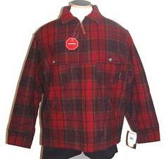 Vintage Woolrich Wool Men Jacket Coat 543 M 40 Hunting Bird Duck Buck Doe | eBay
